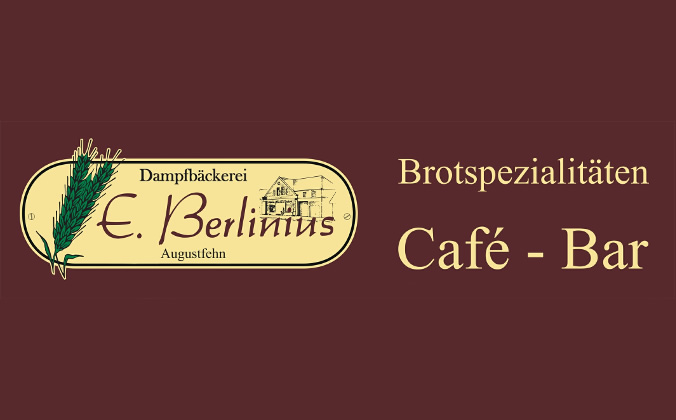 Dampfbäckerei  E. Berlinius