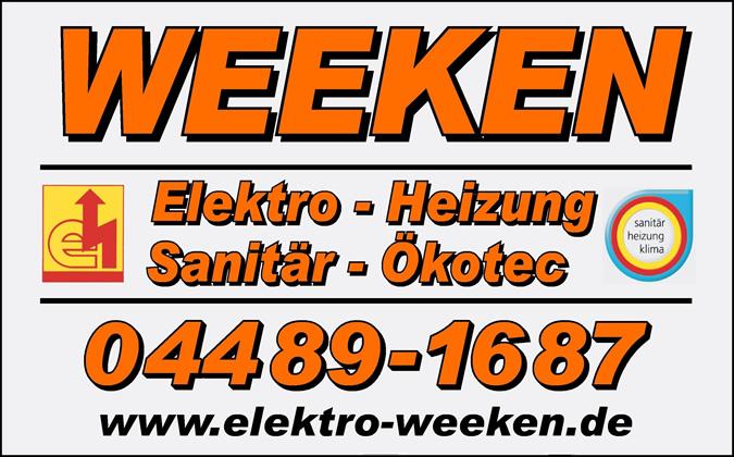 Elektro Weeken