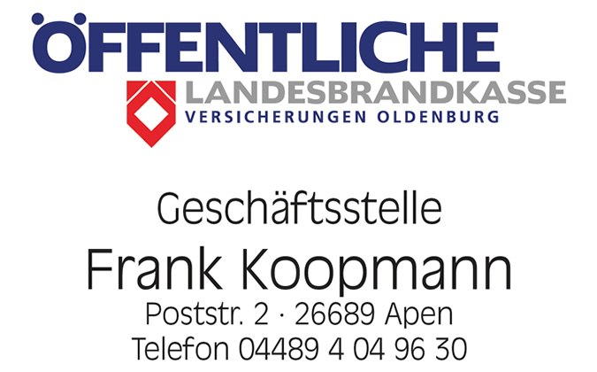 Öffentliche Versicherung GSt. Augustfehn